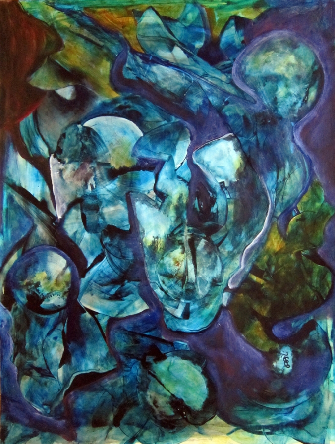 Esperanza Tielbaard_BlueFace