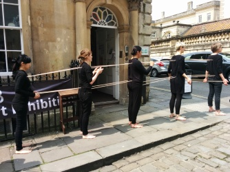 The Stick Women of Oxford
