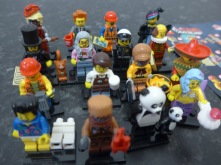 Lego movie 2014 series